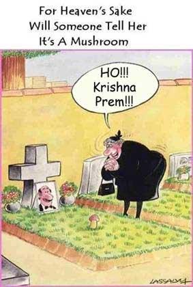 Dead Krishna Prem